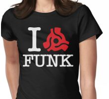 I 45 Adapter Funk Womens Fitted T-Shirt