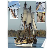 The Lady Washington II Poster