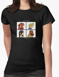 Shinra Days Womens Fitted T-Shirt