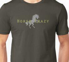Horse Crazy Unisex T-Shirt