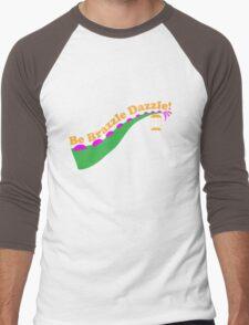 Be Brazzle Dazzle Men's Baseball ¾ T-Shirt