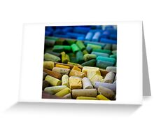 Colorful Tools 2 Greeting Card