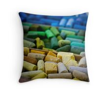 Colorful Tools 2 Throw Pillow