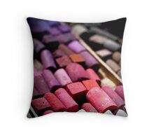 Colorful Tools 3 Throw Pillow