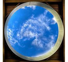 Box of Sky Photographic Print