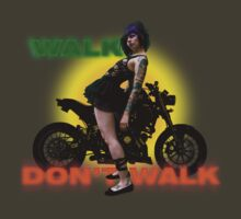 walk .. don't .. walk .. by dennis william gaylor