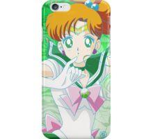 Sailor Jupiter  iPhone Case/Skin