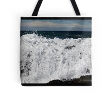Marshmallow Rocks.......... Tote Bag