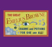 The Great Emelius Browne! by Amy Harrison