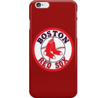 Red Sox iPhone Case/Skin