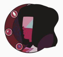 Steven Universe - Art Nouveau Garnet by THitchHiker