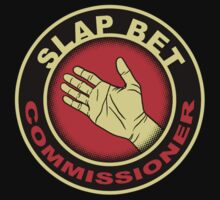 Slap Bet Commissioner by teesupply