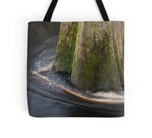 Cypress Tree Tote Bag