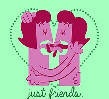 Just Friends (Girl vers.) by Veronica Bryant