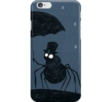 Bugs in the Rain iPhone Case/Skin