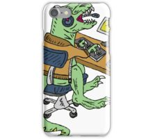 Office T-Rex iPhone Case/Skin