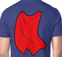 Superhero Cape Unisex T-Shirt
