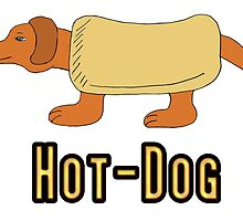 Hot Dog by Rob Cox
