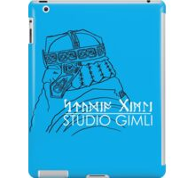 Studio Gimli iPad Case/Skin