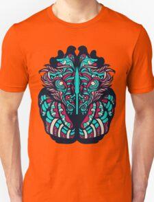 Victorian Lion Unisex T-Shirt