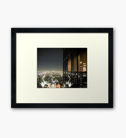 the mandatory Lost-in-Translation-Tokyo-Picture Framed Print