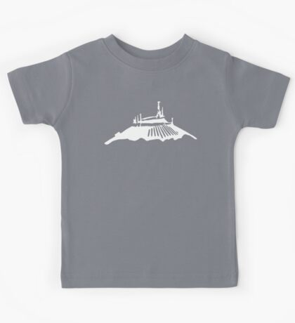 Space Mountain Icon Kids Tee