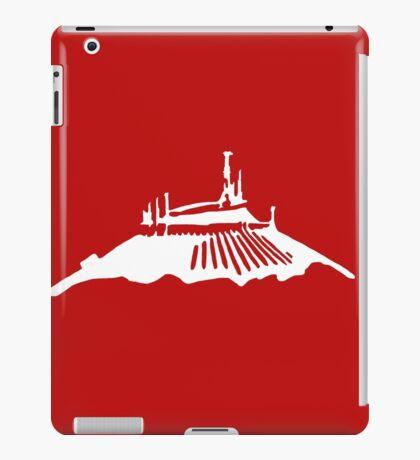 Space Mountain Icon iPad Case/Skin