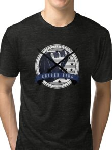 Turn: Washington's Spies - Culper Ring Tri-blend T-Shirt