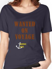 Wanted On Voyage Women's Relaxed Fit T-Shirt