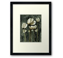 Hope in Bloom Framed Print