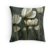 Hope in Bloom Throw Pillow