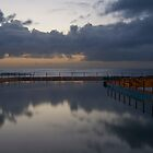 Sunrise grey by Craig Shadbolt