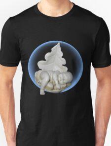 BABY  SLEEPING  '' BOY BLUE '' Unisex T-Shirt