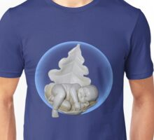 BABY  SLEEPING  '' BOY BLUE '' Unisex T-Shirt