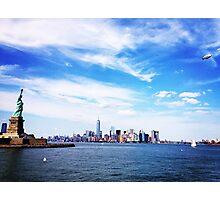 NYC Skyline, Again Photographic Print