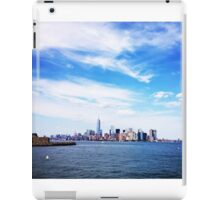 NYC Skyline, Again iPad Case/Skin