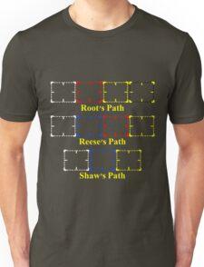 Enlightenment of Interest the Machine's team Unisex T-Shirt