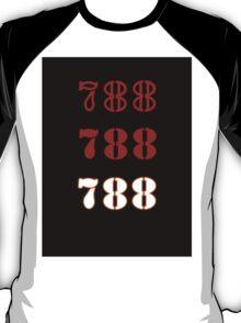 H.I.S.S. Numbers sticker alternative T-Shirt