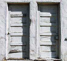 Old Doors by Karina Kaiser