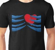 Ow my heart Unisex T-Shirt