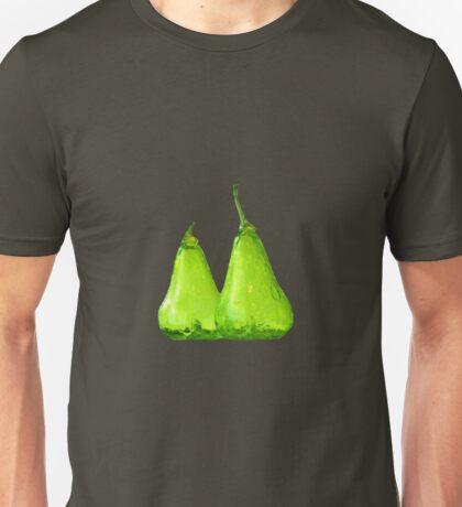 GREEN PEARS '' YUMMY '' Unisex T-Shirt