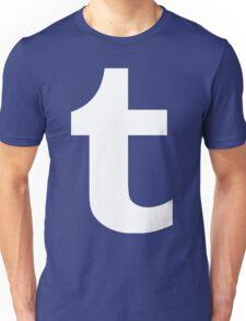 Tumblr Logo Unisex T-Shirt
