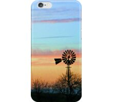 Pastel on the Plains iPhone Case/Skin