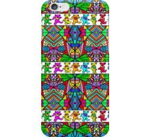 Grateful Dead Bears Trippy Pattern iPhone Case/Skin