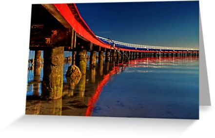 """""""Boardwalk Reflections"""" by Phil Thomson IPA"""