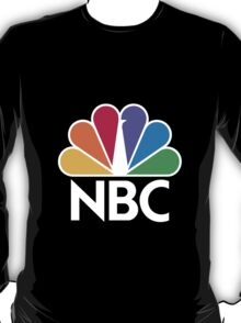 NBC Logo - White T-Shirt