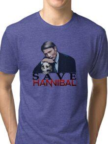 Save Hannibal Tri-blend T-Shirt