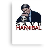 Save Hannibal Canvas Print