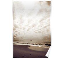 Alexandra Headlands Beach, Sunshine Coast, QLD Poster