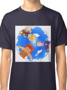 Ventus, Lea and Isa - Kingdom Hearts : Birth By Sleep Classic T-Shirt